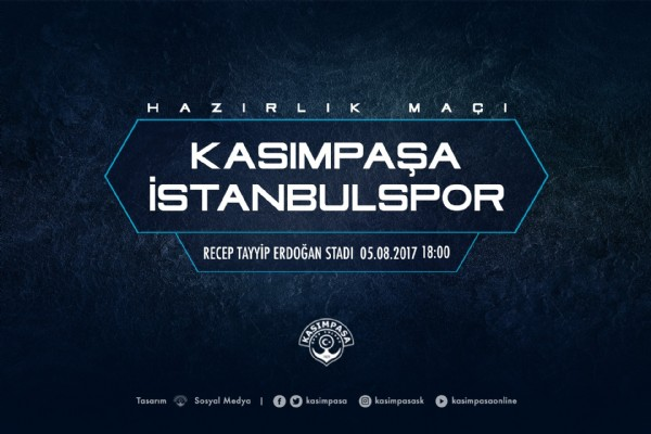 Kasımpaşa-İstanbulspor  Friendly Game Highlights